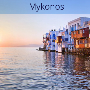 Mykonos-vill
